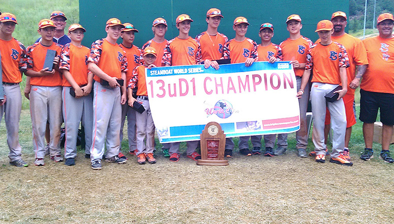 13u D1 Champions, Pro Swing - Orange takes long route to 13u D1 Championship at TCS World Series ... (read more)