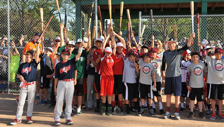 Omaha SlumpBuster, A record 528 teams slated for 2015 mega event during NCAA CWS ... (read more)
