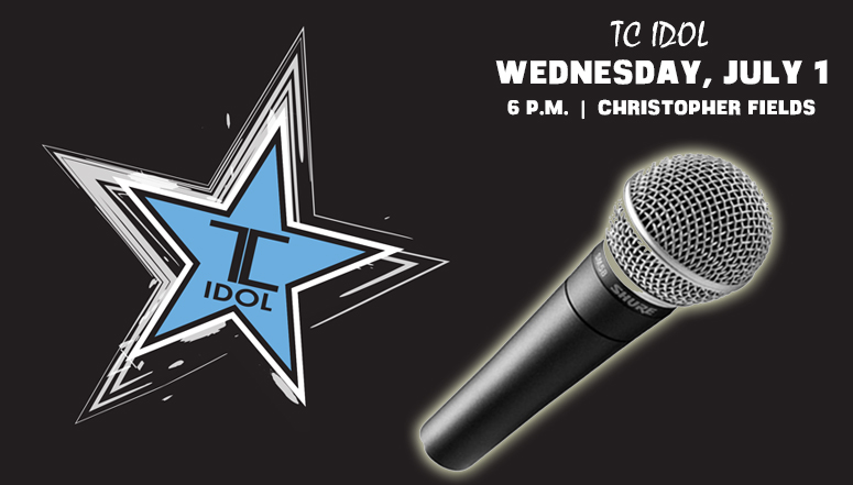 TC Idol , 22 singers set to compete in 2015 TC Idol during Colorado Sparkler/Fireworks ... (read more)