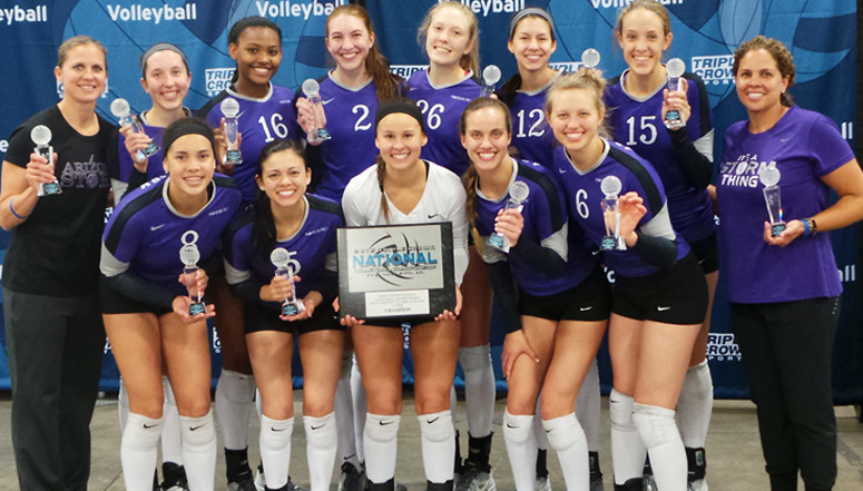 Arizona Storm, Storm rumbles past Texas Advantage to take 17 Open title  ... (read more)