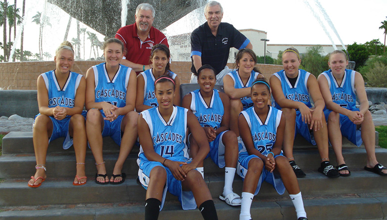 Who plays TCS?, Triple Crown and MSNM salutes Al Aldridge and the Columbia Cascades ... (read more)