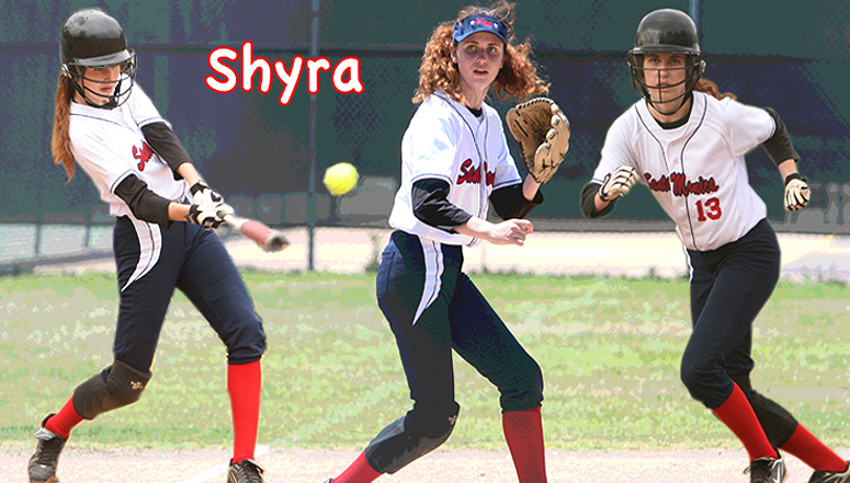 Who Plays TCS?, Triple Crown Sports salutes Shyra Costas of the Nemesis Elite Gold ... (read more)