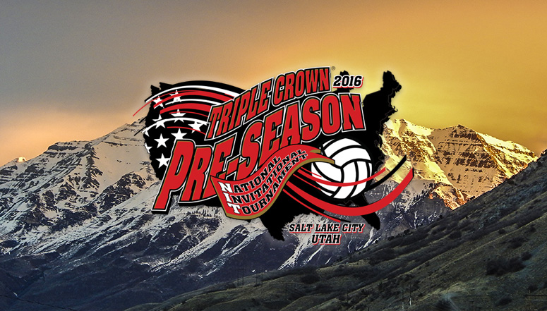 Triple Crown Volleyball, Pre-Season NIT event takes flight this weekend in Salt Lake City, Utah ... (read more)