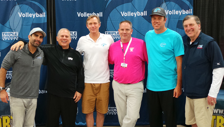 TCS Volleyball , National Volleyball Championships built by hard work, cooperation ... (read more)