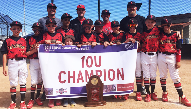Park City World Series, The 10U 3n2 Warriors bring back World Series championship to Colorado ... (read more)