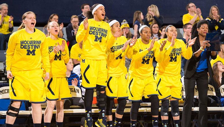 March Madness, The WNIT semifinal round tips Wednesday, April 1 at 7 p.m. ET ... (more info)